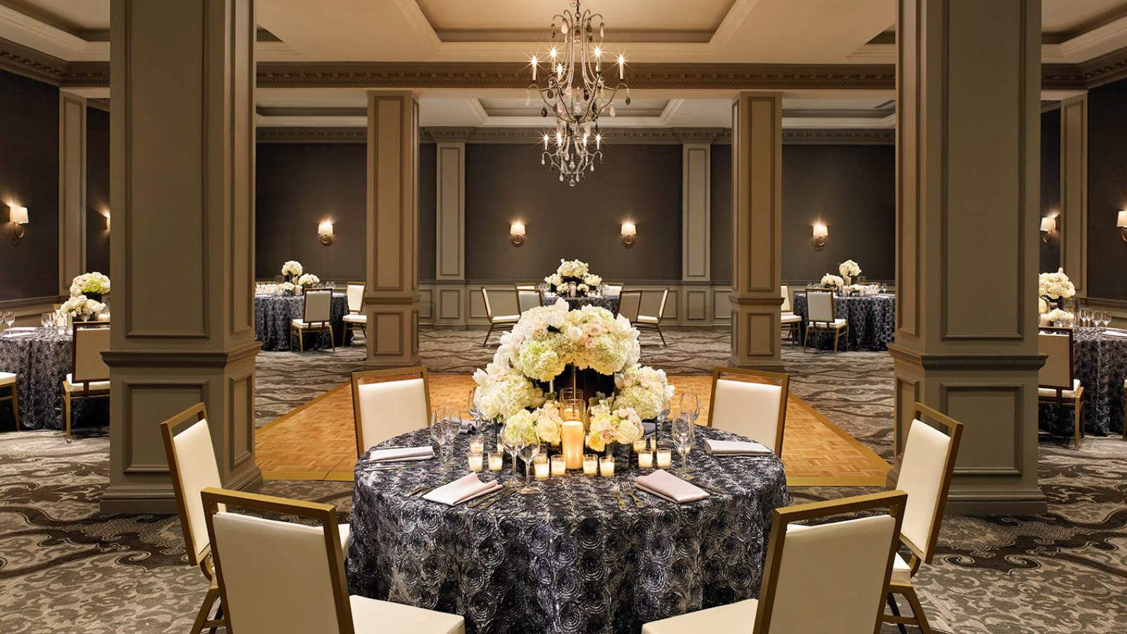 San Antonio Wedding Venues The St Anthony Hotel A