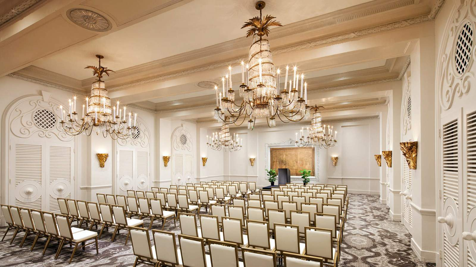 Downtown san antonio meeting space st anthony hotel for 4 designhotel anthony s